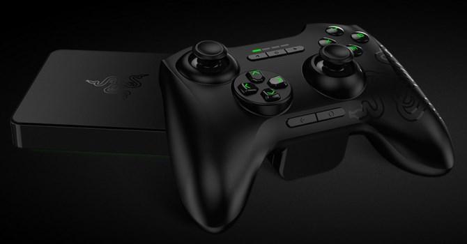Razer ra mắt máy chơi game Android/đầu phát Forge TV