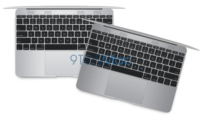 Rò rỉ thiết kế của iPad Air Plus và MacBook Air 12 inch