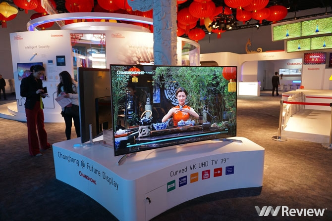 TV 4K trung quốc