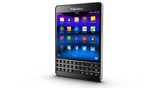 BlackBerry Passport cho nhà mạng AT&T có gì khác lạ?