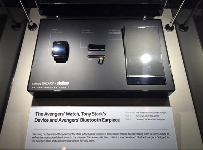 Samsung trình diễn smartphone màn hình trong suốt