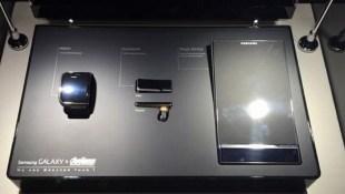 Samsung trình diễn smartphone màn hình trong suốt cho... Iron Man