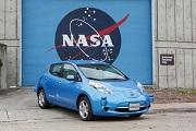 NASA cùng Nissan nghiên cứu xe tự lái không khí thải
