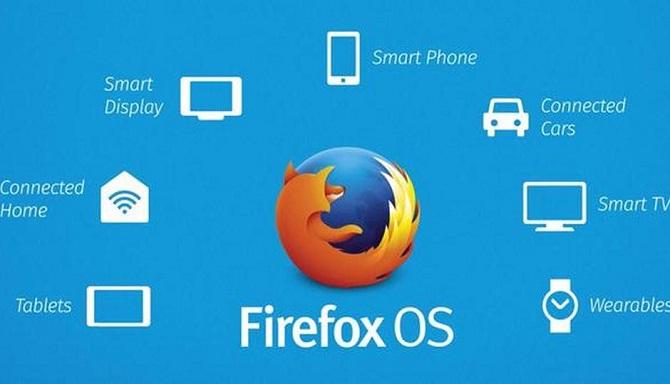 Firefox OS sẽ có mặt trên các thiết bị đeo