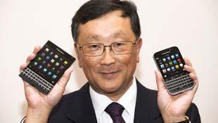 John Chen: vụ hack iCloud không thể xảy ra trên BlackBerry