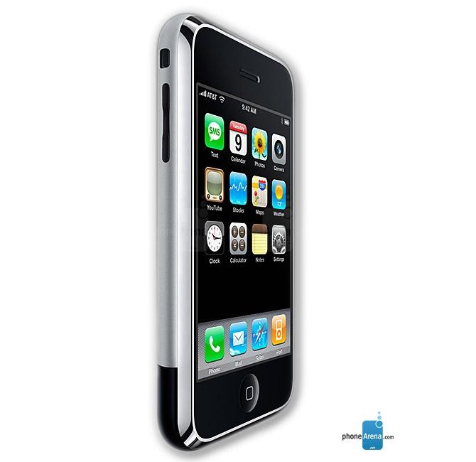 Kỉ niệm 8 năm ngày Steve Jobs giới thiệu chiếc iPhone thế hệ đầu tiên
