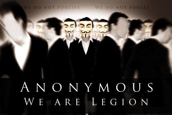 Anonymous thề trả thù các website Hồi giáo sau vụ tấn công tại Pháp