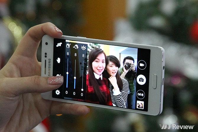 Đánh giá Samsung Galaxy A5: thiết kế đẹp, pin tốt, giá cao