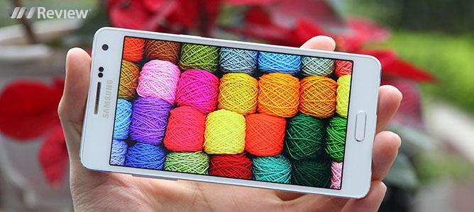 Đánh giá Samsung Galaxy A5: thiết kế đẹp, pin tốt, tiếc là giá cao