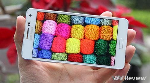 Đánh giá Samsung Galaxy A5