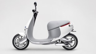 Bốn sự thật thú vị về xe scooter chạy điện của Gogoro