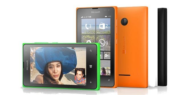 Microsoft chính thức giới thiệu Microsoft Lumia 435, giá 80 USD