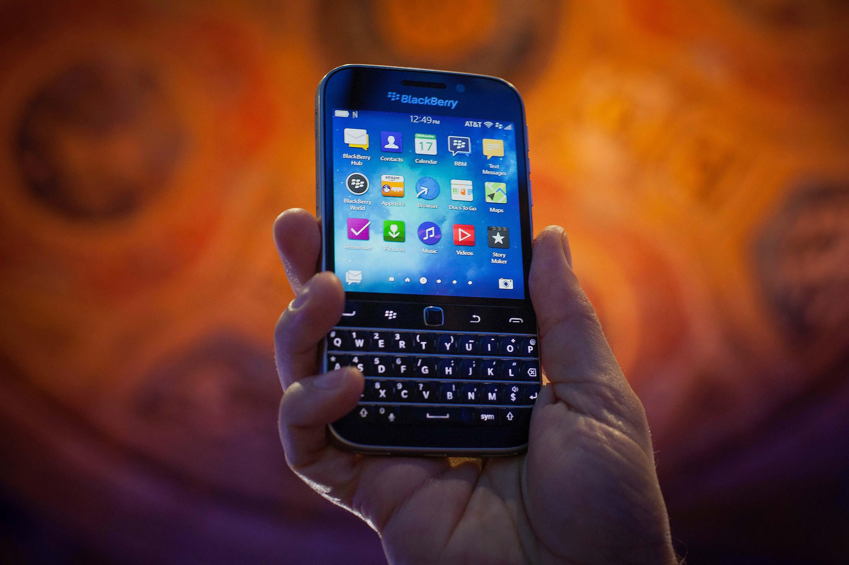 Vì sao BlackBerry chưa bán mình cho Samsung? - ảnh 3