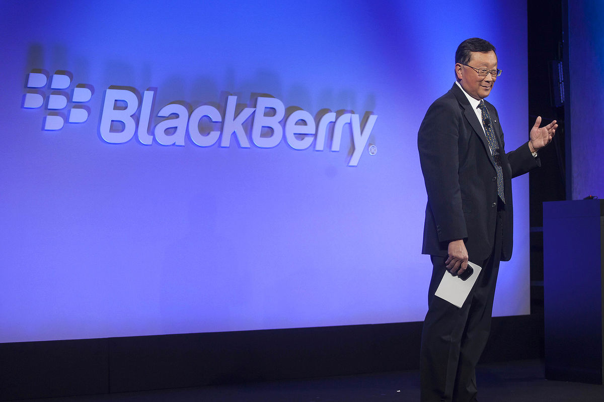 Vì sao BlackBerry chưa bán mình cho Samsung? - ảnh 2