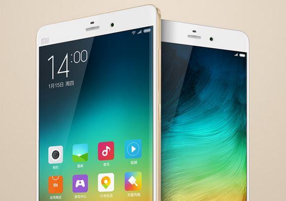 Bộ đôi Xiaomi Mi Note và Mi Note Pro có gì mới?