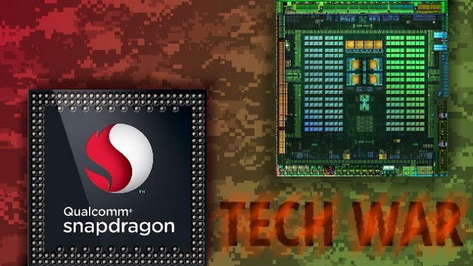 Nvidia Tegra X1 so kè với Snapdragon 810: ai hơn ai?