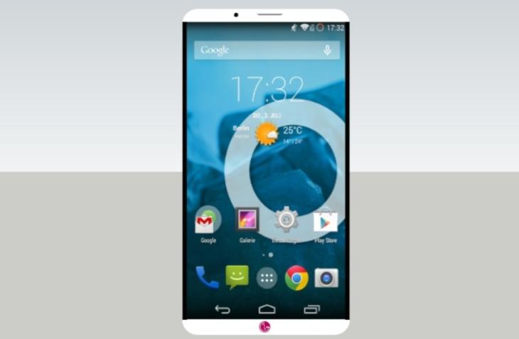 LG G4 dùng chip Snapdragon 810, camera góc rộng 16MP?