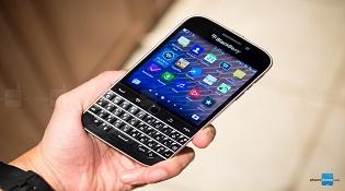 BlackBerry Classic tham vọng lấn sân thị trường Ấn Độ