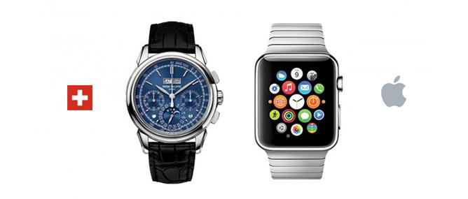 Thụy Sĩ sẽ sai lầm nếu coi Apple Watch là đồng hồ sang trọng