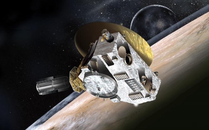 Phi thuyền NASA hướng đến Sao Diêm Vương bằng chip của... PlayStation 1