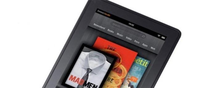 Kindle Fire 2 dồn dập tin đồn
