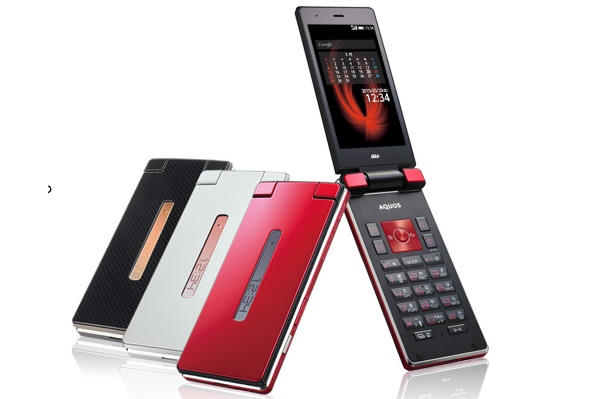 """Sharp tiếp bước Samsung """"hồi sinh"""" điện thoại vỏ sò"""