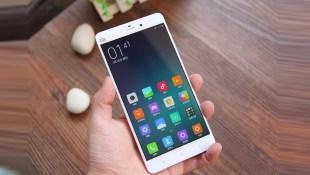 Cận cảnh phablet mới Xiaomi Mi Note