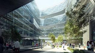 Ngắm trụ sở hoành tráng của Samsung tại Silicon Valley