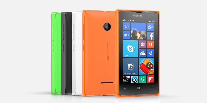 Lumia 532 đã sắn sàng để chạy Windows 10