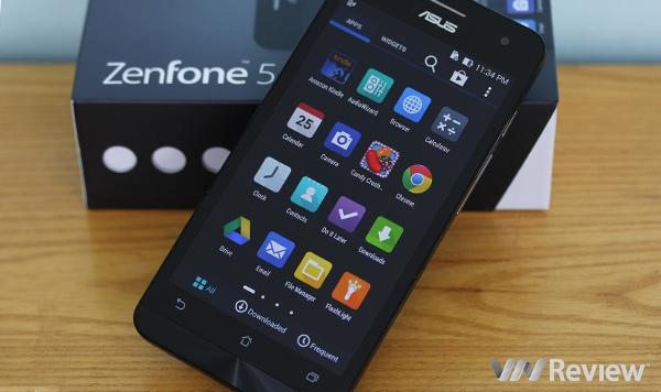 Zenfone 5 là smartphone Android phổ biến nhất tại Việt Nam?