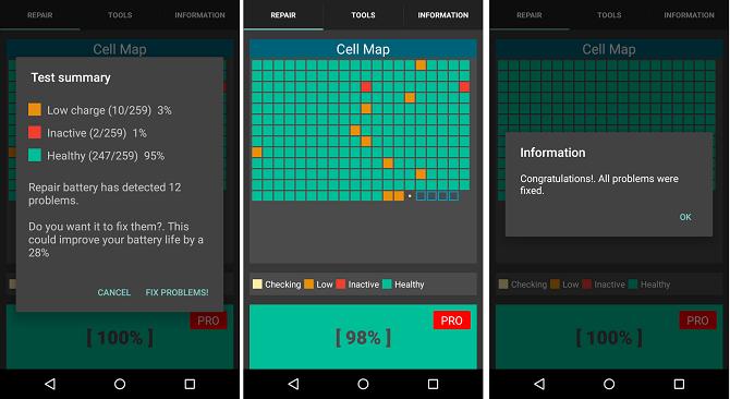 """Ứng dụng """"sửa"""" pin lừa 1 triệu người dùng Android"""
