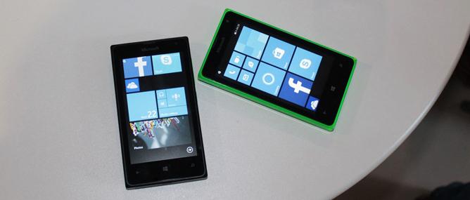 Trên tay bộ đôi Microsoft Lumia 532 và Lumia 435 giá rẻ