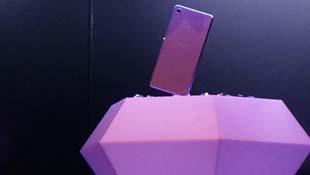 Sony ra phiên bản Xperia Z3 màu tím tại Hồng Kông
