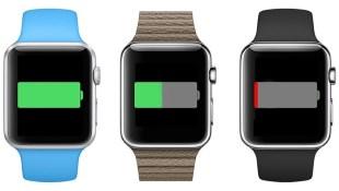 Thời lượng pin Apple Watch chỉ 3 giờ?