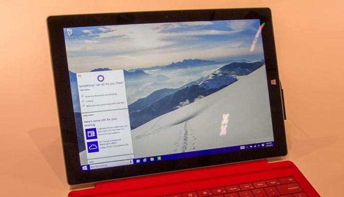 Trải nghiệm Cortana trên Windows 10 ngay từ hôm nay