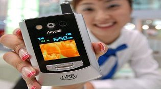"""Ngắm những mẫu điện thoại """"cổ"""" tích hợp ổ cứng của Samsung"""