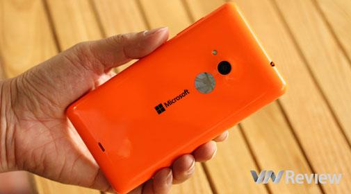 Đánh giá Lumia 535