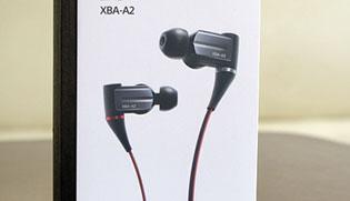 Đánh giá tai nghe in-ear Sony XBA-A1 AP và XBA-A2