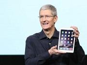 Vì sao Tim Cook vẫn tin vào iPad?