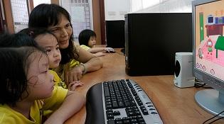 Đài Loan yêu cầu cha mẹ hạn chế thời gian chơi game của trẻ em