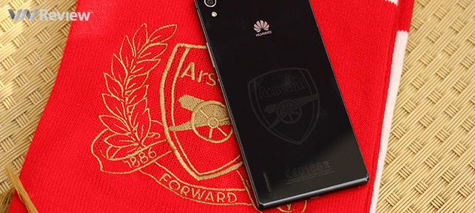 Đánh giá nhanh Huawei Ascend P7 Arsenal Edition
