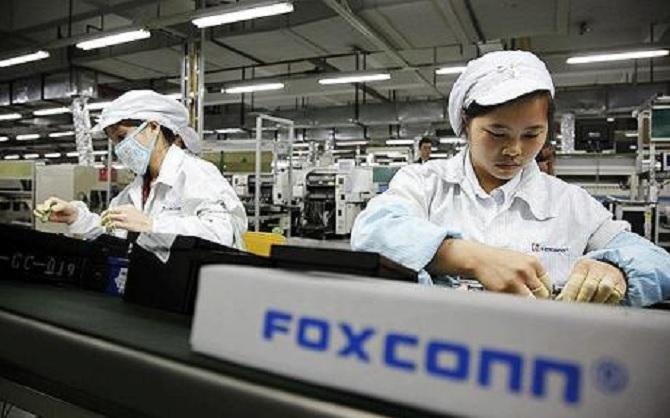 Foxconn giúp các đối tác Trung Quốc mở rộng kinh doanh sang các thị trường mới nổi