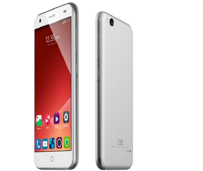 ZTE giới thiệu Blade S6, sử dụng vi xử lí Snapdragon chipset 615, giá 250 USD