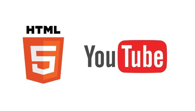 YouTube chia tay Flash, mặc định HTML5 cho các video