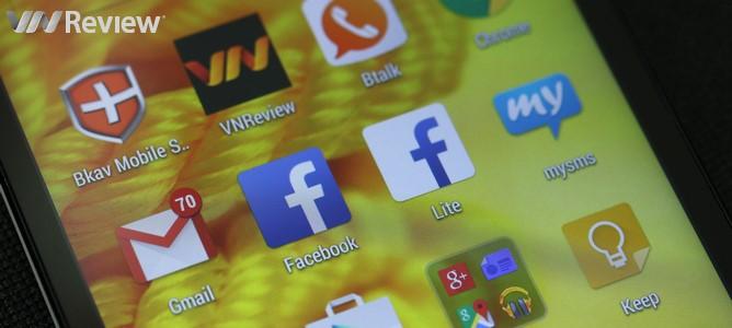 Đánh giá Facebook Lite: gọn nhẹ hơn nhưng tốc độ tải thông tin vẫn chậm