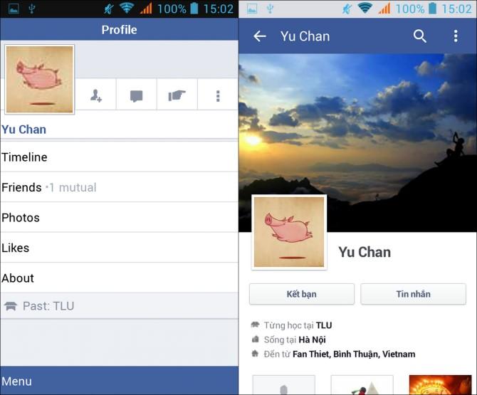 1375760 - Facebook Lite: Ứng dụng cho máy Android cấu hình thấp