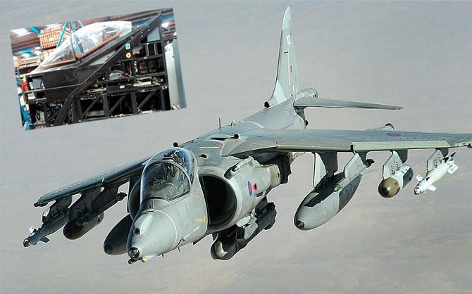 Anh thương mại hóa các khí tài quân sự cũ