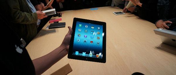 iPad mới gặp hạn vì quảng cáo láo về 4G