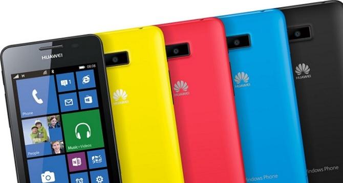 Huawei: thật khó tạo ra sự khác biệt với Windows Phone