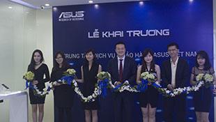 Asus khai trương trung tâm bảo hành mới tại Hà Nội